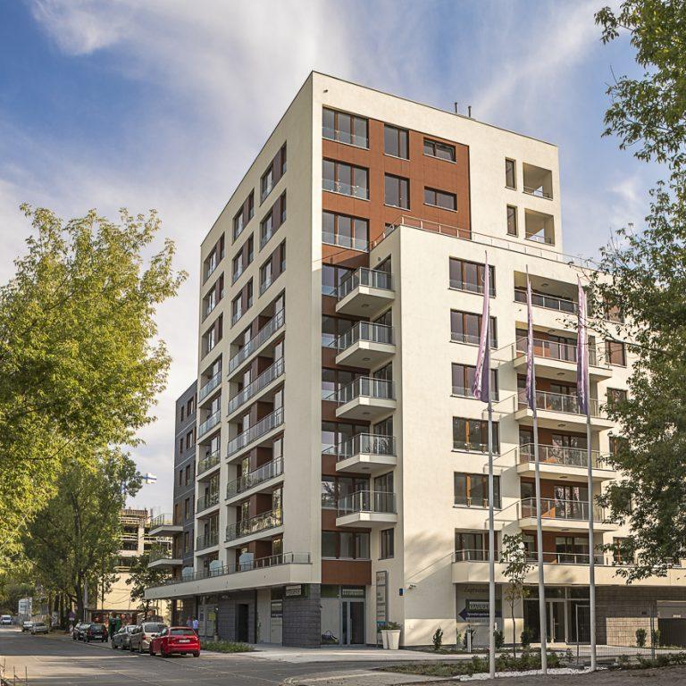 Apartamenty Krasińskiego, Alfa-Bet Warszawa
