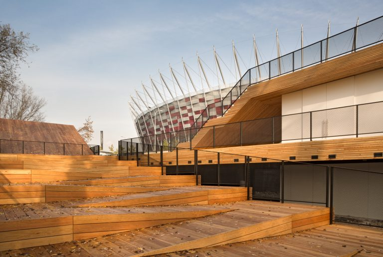 Pawilon Plażowy, Alfa-Bet Warszawa